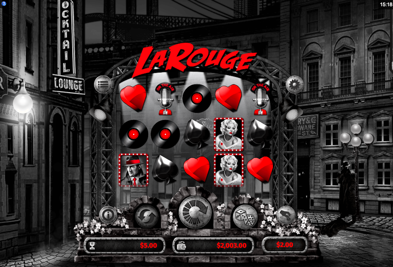 La Rouge Slot Machine - Play Free Casino Slots Online