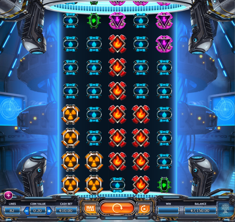 power plant screenshot