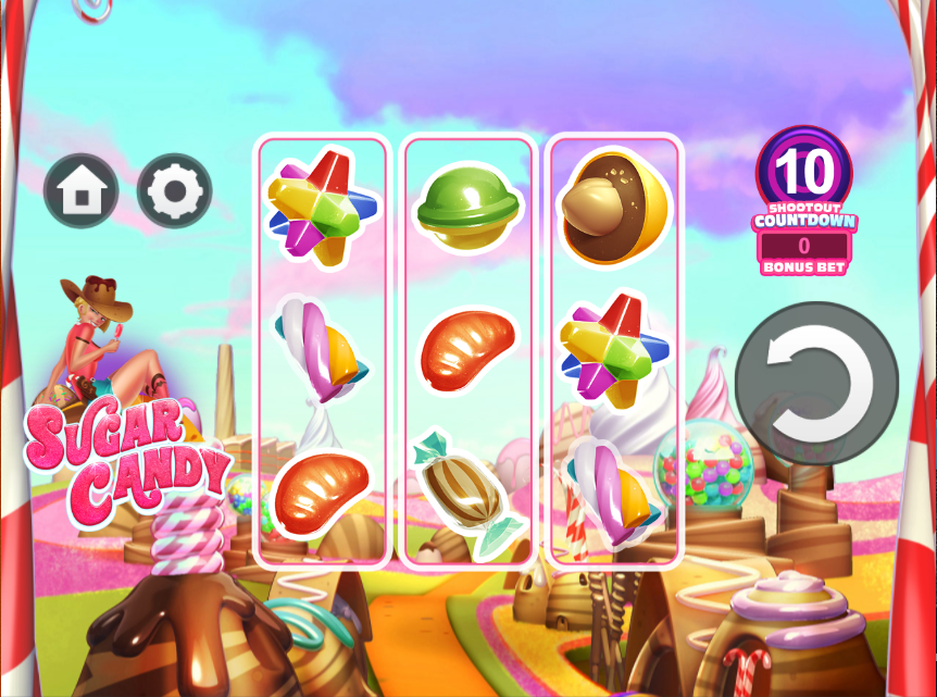 sugar candy screenshot