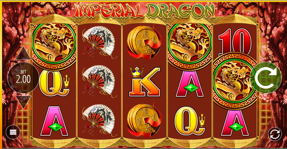 imperial dragon screenshot