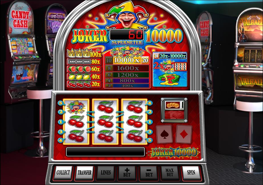 Spiele Joker 10000 Deluxe - Video Slots Online