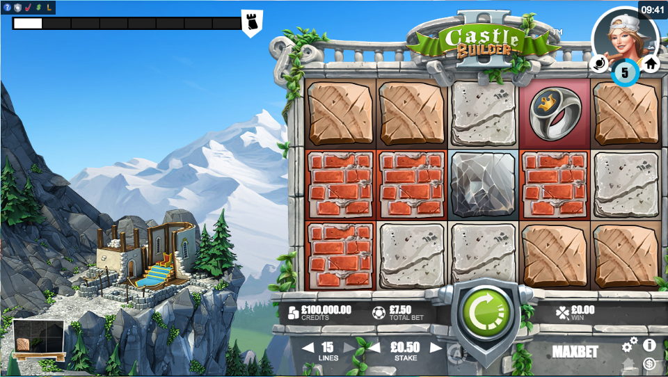 castle builder 2 screenshot