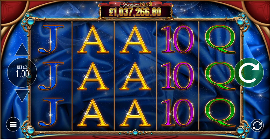 diamond jackpots screenshot