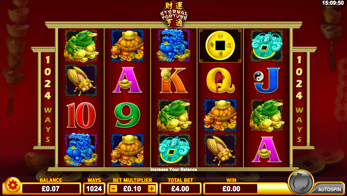 Eternal Desire Slot Machine - Play Online & Win Real Money