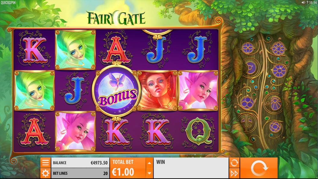 Spiele Fairy Gate - Video Slots Online