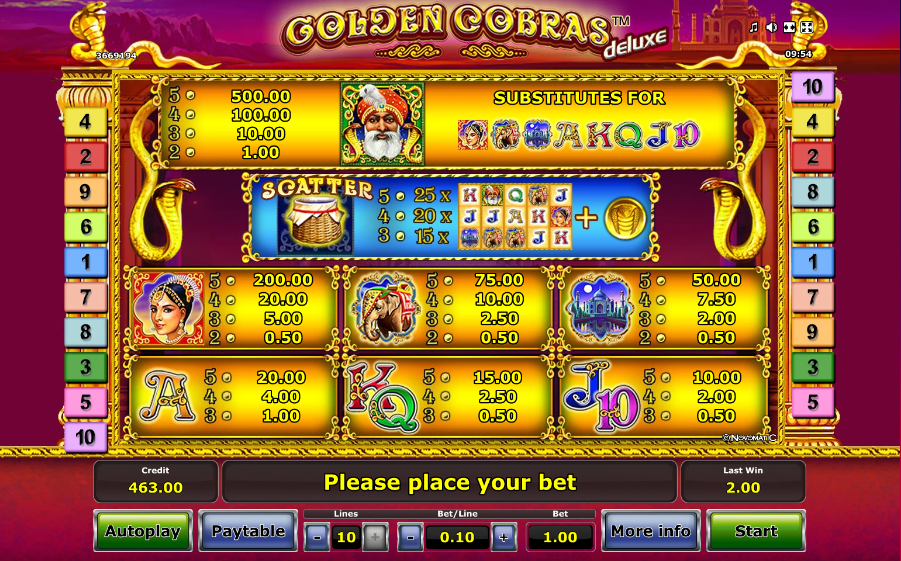 golden casino online free spin game