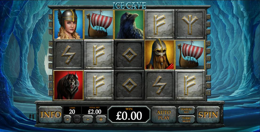 ice cave screenshot