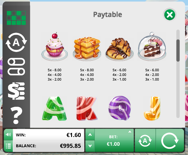 Lucky Bakery Slots - Play Now for Free or Real Money