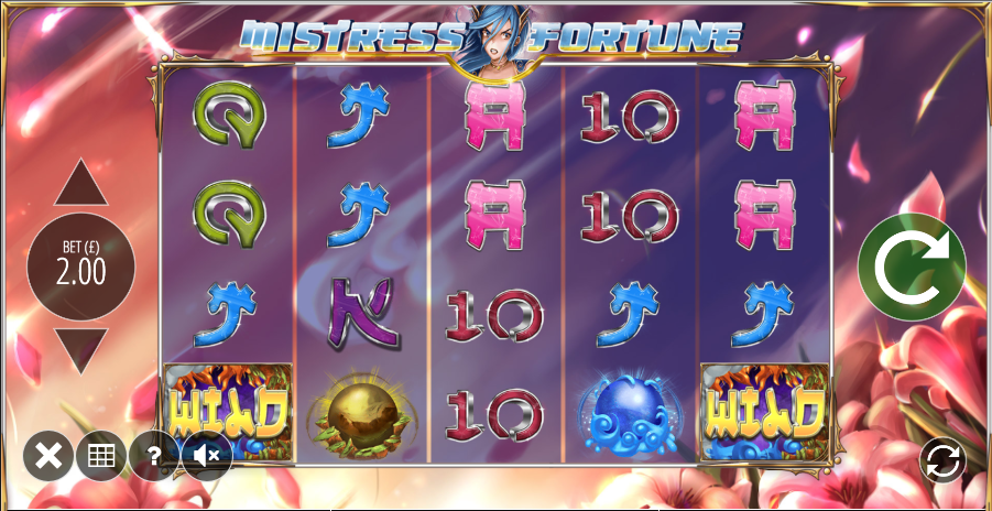 mistress of fortune screenshot