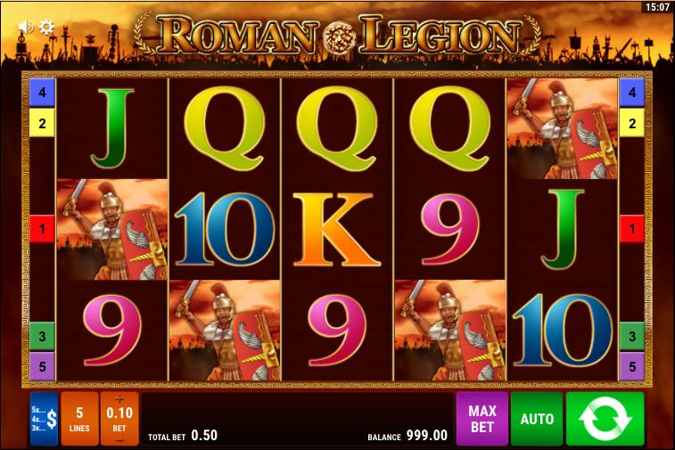 roman legion screenshot