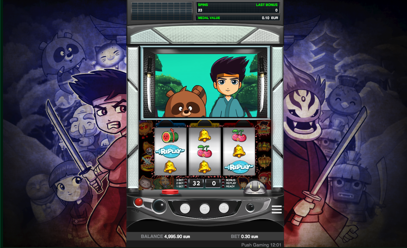 the hidden temple screenshot