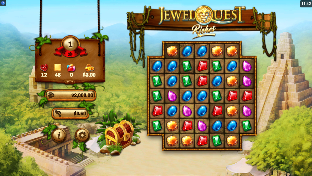 jewel quest riches screenshot