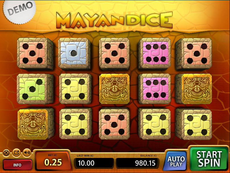 Dice Slots Themes Online