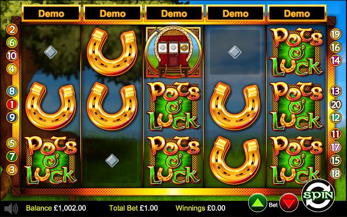 pots o luck screenshot
