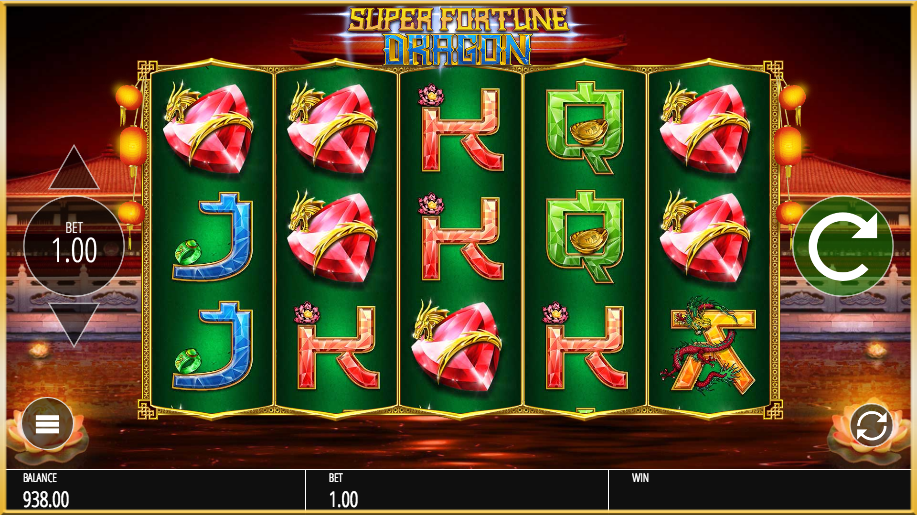 Super Fortune Dragon Slot - Review and Free Online Game