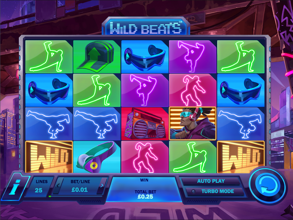 wild beats screenshot