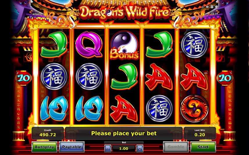 dragons wild fire screenshot