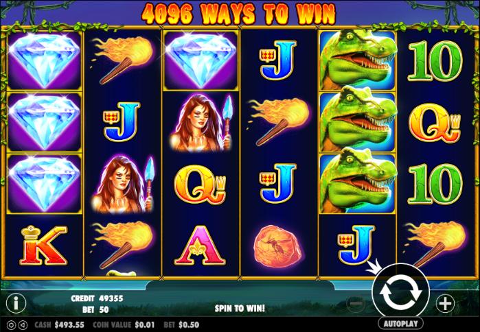 Spiele JuraГџic Giants - Video Slots Online