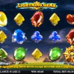 Lightning Gems Slots Review