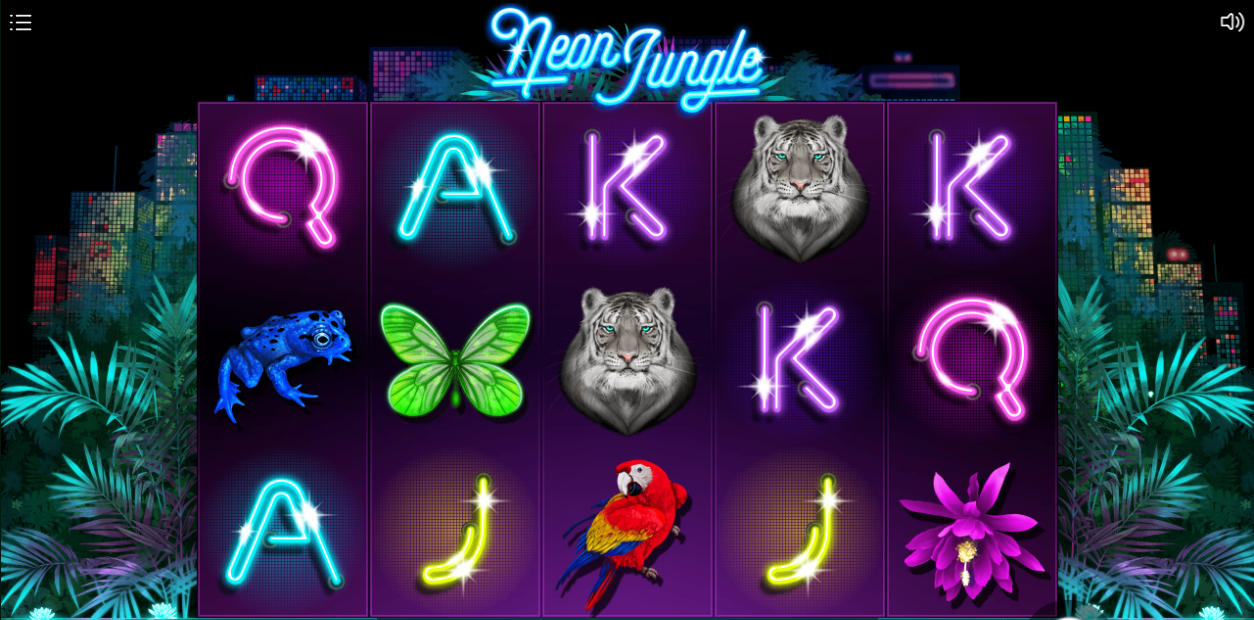 neon jungle screenshot