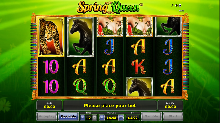 spring queen screenshot