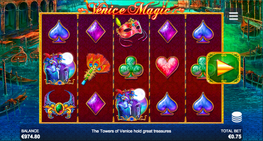 venice magic screenshot