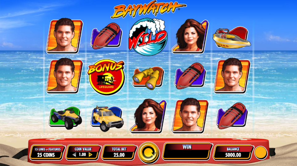 Baywatch - Casumo Casino