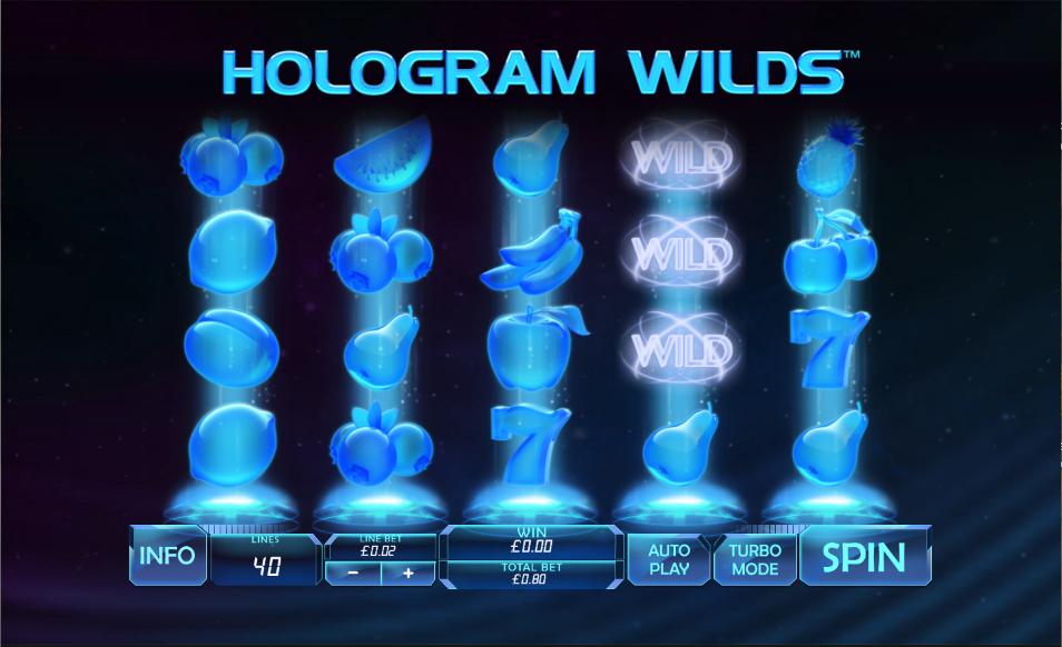 hologram wilds screenshot