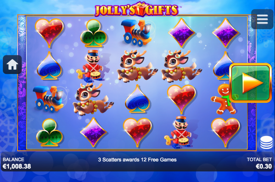 Jolly's Gifts Slots - Free to Play Online Casino Game
