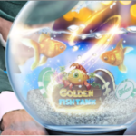 Play Golden Fish Tank For A Share Of £2000