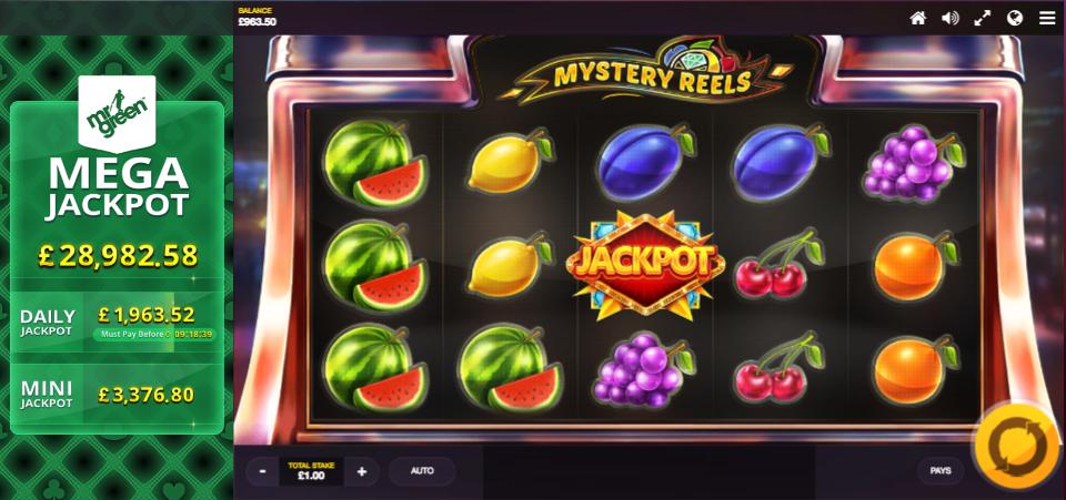 Spiele Mystery Reels - Video Slots Online