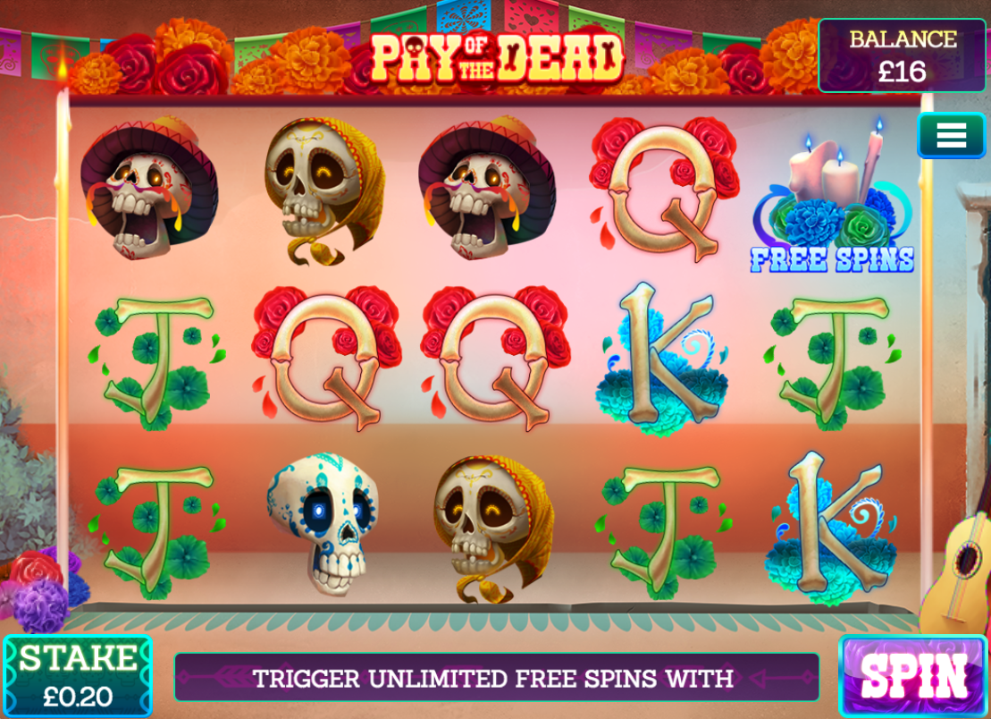 pay of the dead screenshot