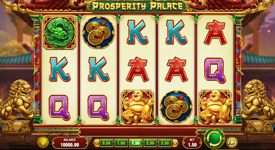prosperity palace screenshot