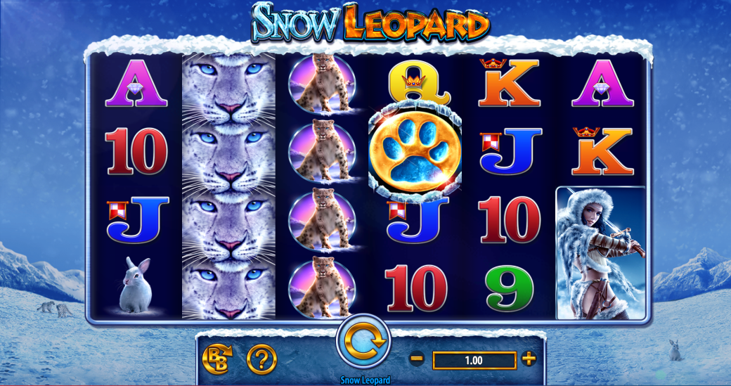 Snow Leopard Slots - Play for Free Online with No Downloads