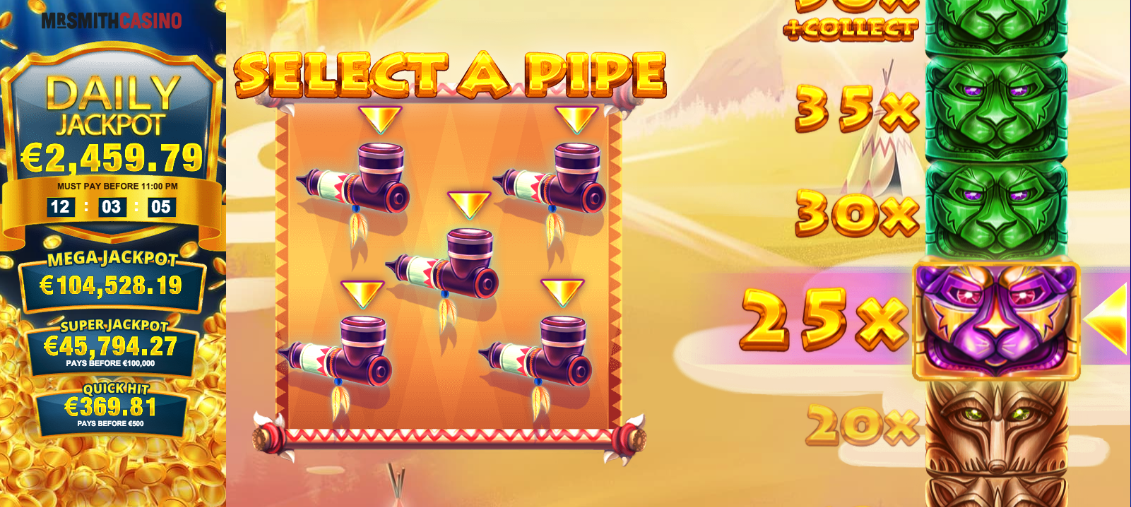 Totem Lightning Slot - Try the Online Game for Free Now