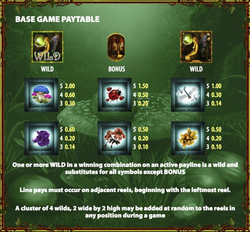 Spiele Acorn Pixie - Video Slots Online
