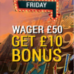 Grab Your £10 Friday Bonus At Mr Smith Casino