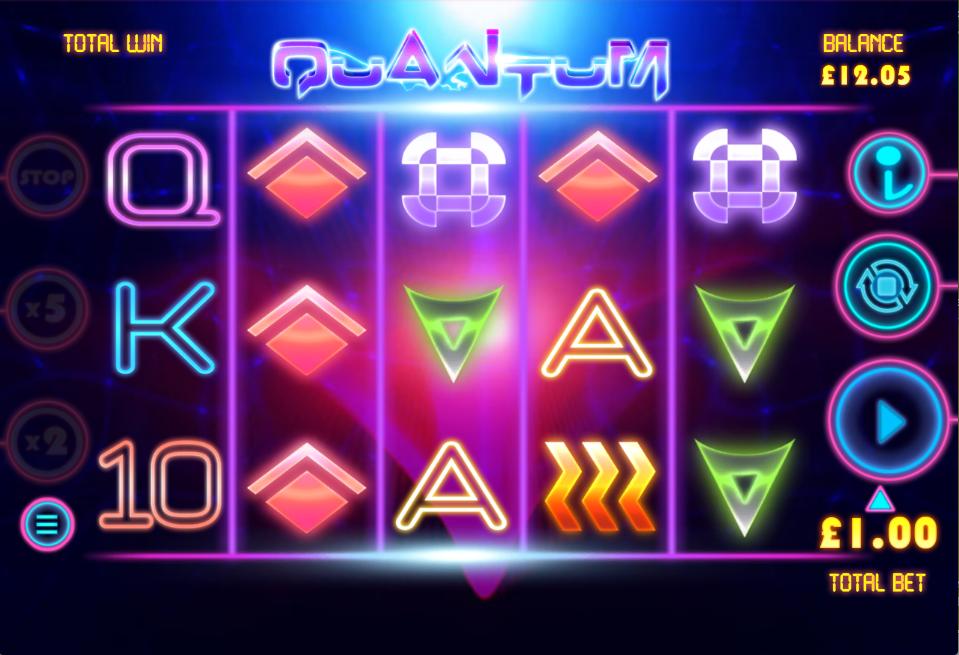 quantum screenshot