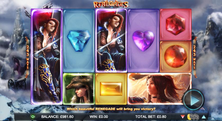 renegades screenshot