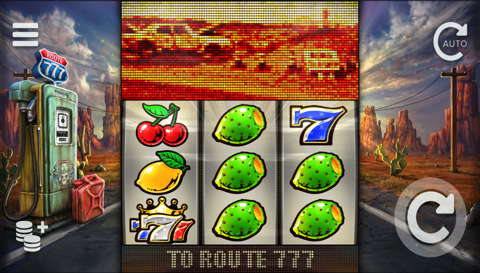 route 777 screenshot