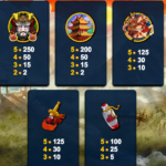 Samurai Split Slots Review