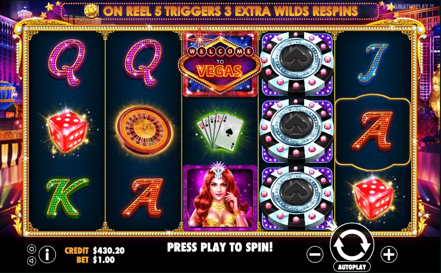 Spiele Nights In Vegas - Video Slots Online