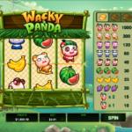 Wacky Panda Slots Review