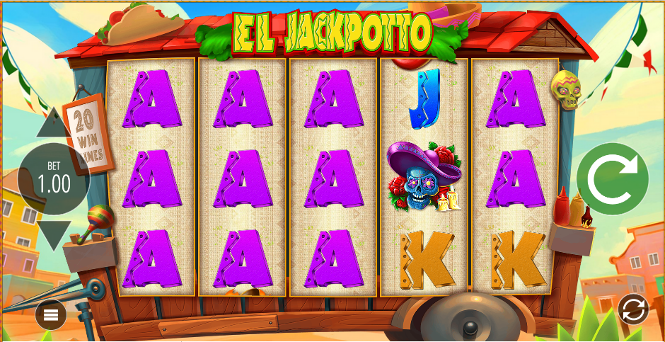el jackpotto screenshot