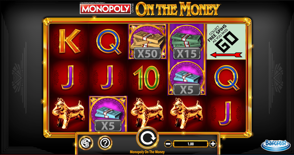 monopoly on the money screenshot