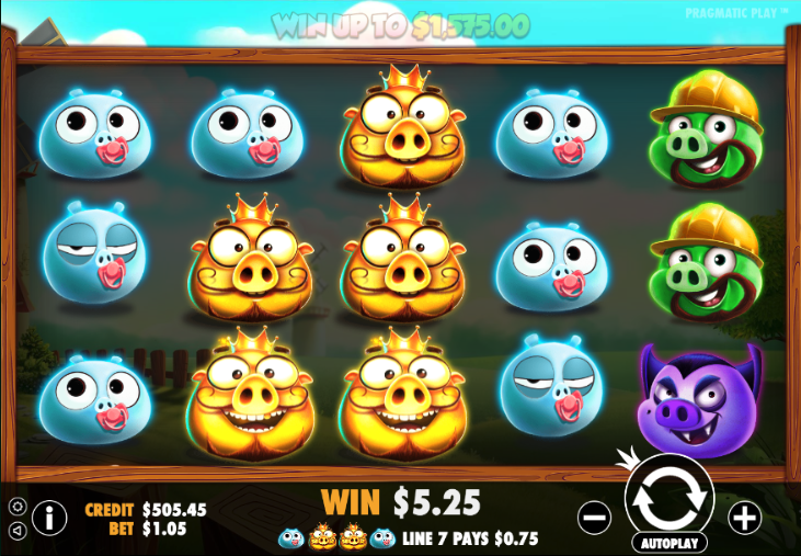 7 piggies screenshot
