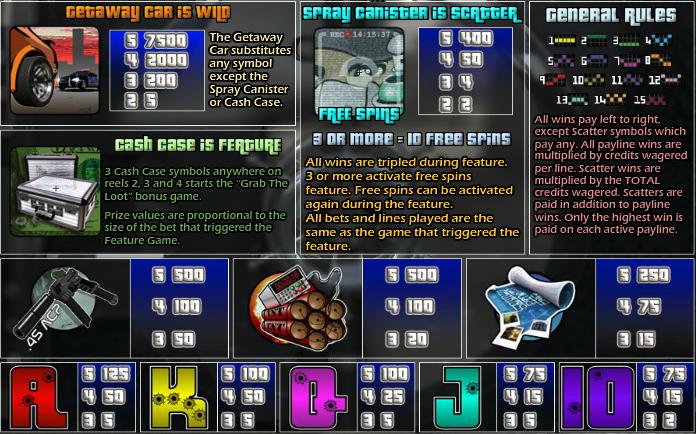 Spiele Code 211 - Video Slots Online