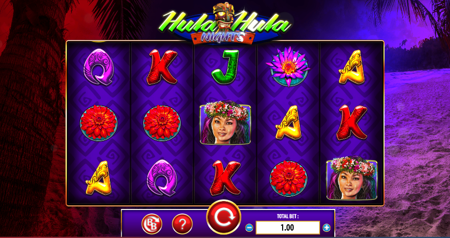 hula hula nights screenshot
