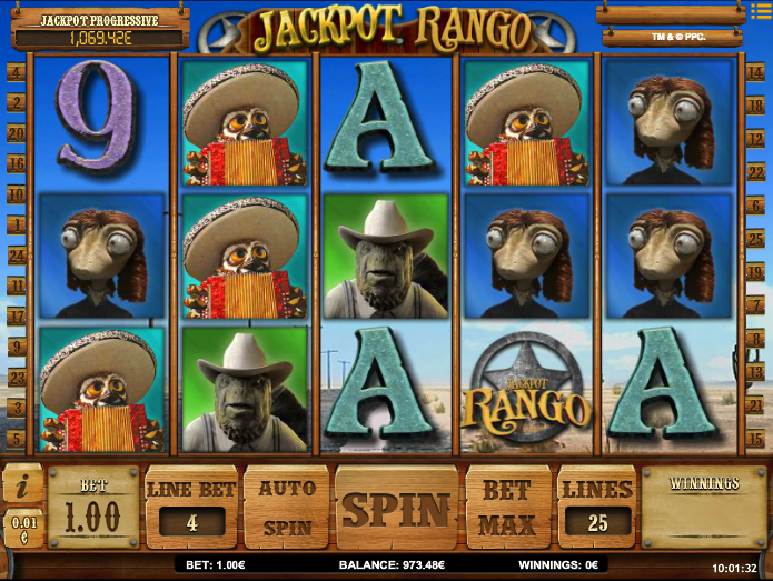 jackpot rango screenshot
