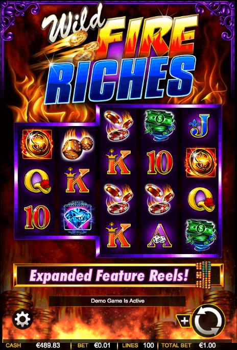 Spiele Wild Fire Riches - Video Slots Online
